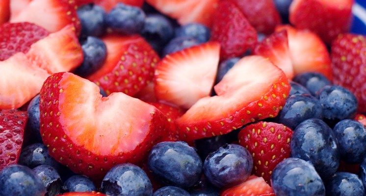 Los antioxidantes están presentes en la mayoría de los alimentos de origen vegetal.