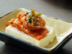 Alimento a base de soja rico en proteínas y lecitina de buena calidad.
