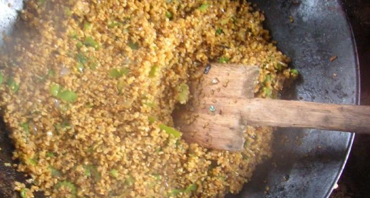 El Burgol necesita unos 20 minutos de remojo, y apenas unos 10 minutos de cocción.