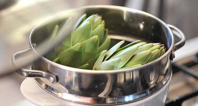 Genial cocina a vapor galer a de im genes cocina al for Recipientes para cocinar al vapor